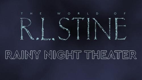 Short Horror Reviews: R.L. Stine's Rainy Night Theater