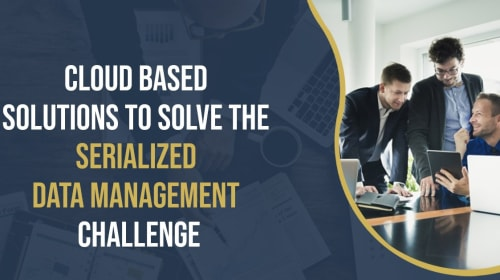 Cloud-based Solutions to solve the Serialized Data Management Challenge