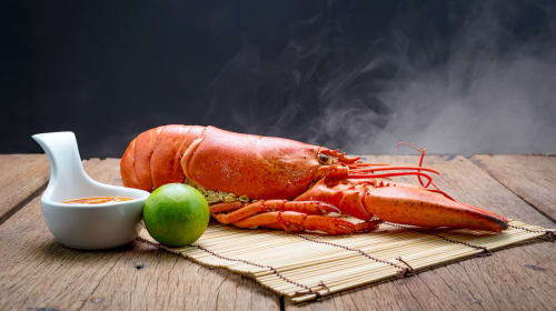 How I learned to cook lobster in lockdown