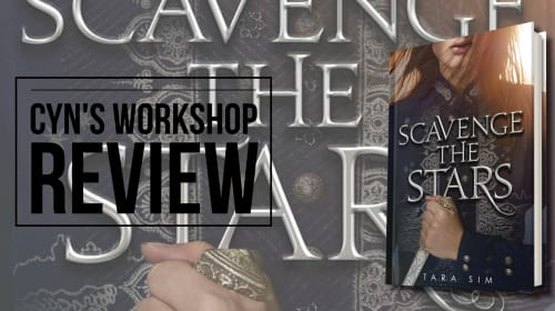 Review of 'Scavenge the Stars'