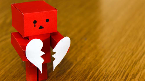 Dealing with Heartbreak - A year on
