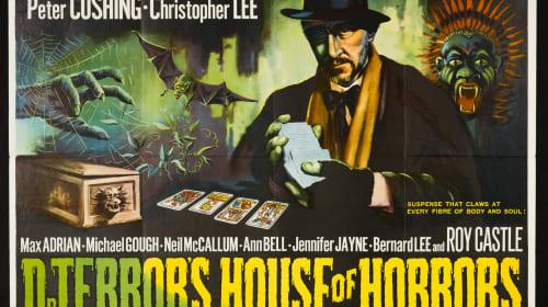 A Filmmaker's Review: Dr. Terror's House of Horrors (1965)