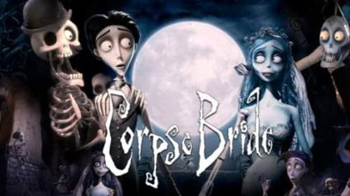 Postscript after watching the movie: Corpse Bride