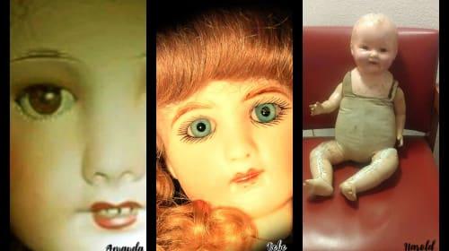 Haunted eBay Dolls