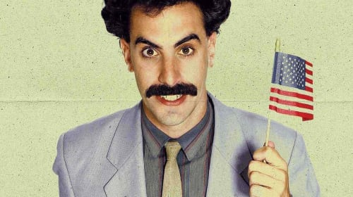 Classic Movie Review: 'Borat' is Still Overrated