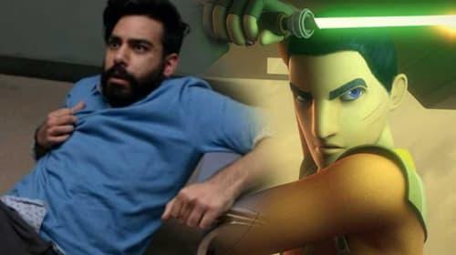 Rahul Kohli Is NOT Playing Ezra Bridger In 'The Mandalorian'