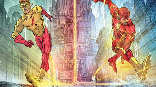 Who's Faster: The Great Flash Debate