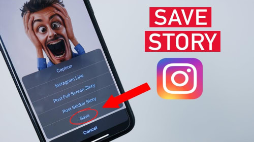 How to Save Instagram Stories and Videos to iOS or Android