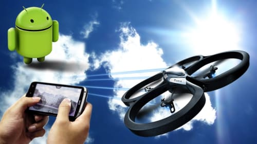 Some Best Drone Apps for Android