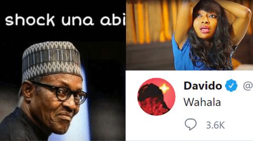 25 Nigerian Celebrities React To Pres. Buhari's #EndSars Speech.
