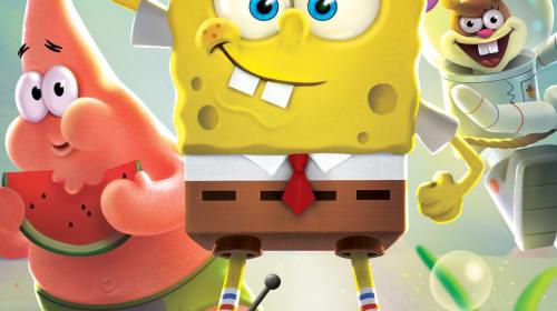 Spongebob Battle for Bikini Bottom Rehygrated