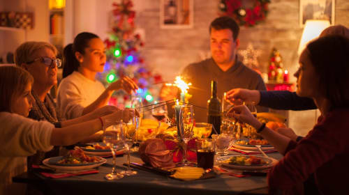 Easy Tips for Hosting the Perfect Holiday Meal