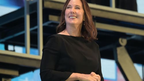 Kathleen Kennedy Gets A Fan Banned For Life