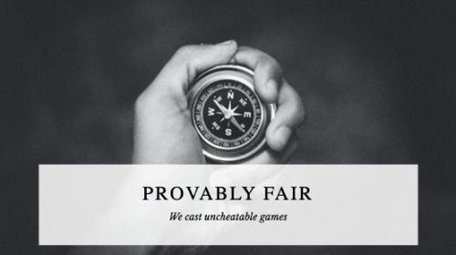 What is 'Provably Fair' and how is it changing the iGaming industry.