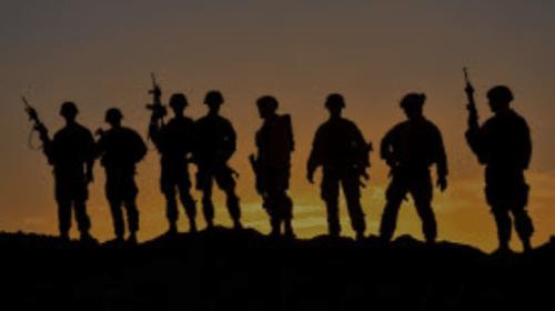 the sympathetic soldier