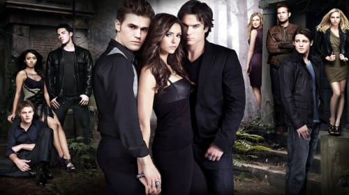 Vampire Diaries - Not Only For Teenagers