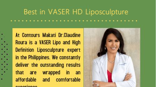 Claudine Roura | Contours Makati | Basics Of VASER Liposuction Surgery