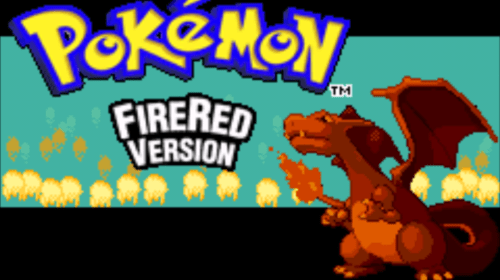 Pokemon FireRed (1)