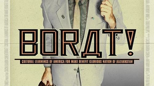 Anthony's Film Review - 'Borat' (2006)
