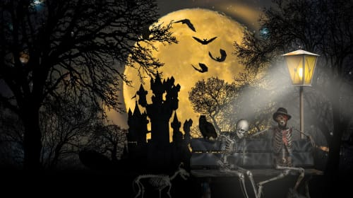 'Twas the Night Before Hallowmass