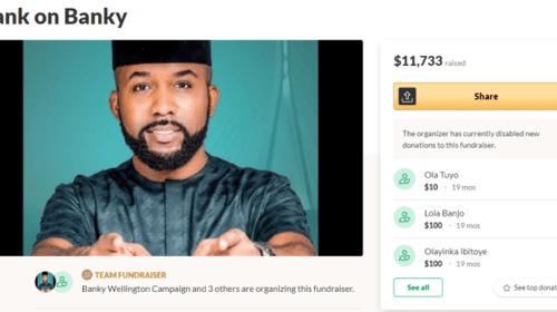 5 Nigerian Celebrities Who Opened GoFundMe Accounts.