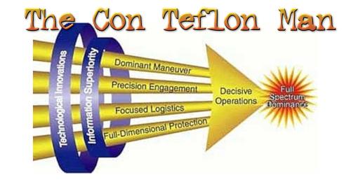The Con Teflon Man
