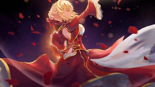 Fate/ Extra Last Encore