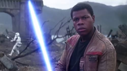 John Boyega Would Only Return To 'Star Wars' If It Was Animated
