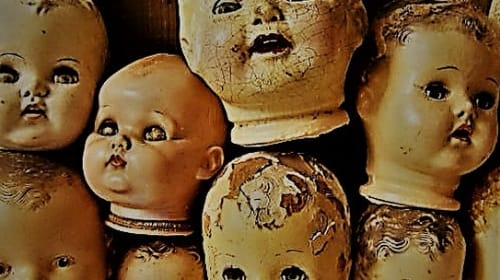 The Doll Head Incident