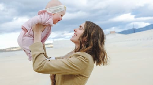 The Best Mom Tips for New Parents