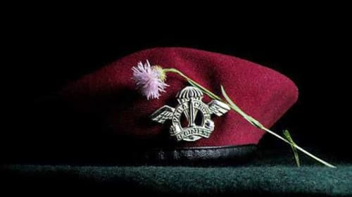 List of all the badges worn by Para special forces of Indian army.