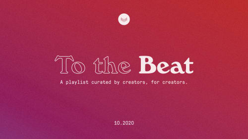 To the Beat: October 2020