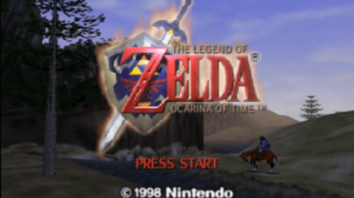 Experiencing the Legend of Zelda: Ocarina of Time