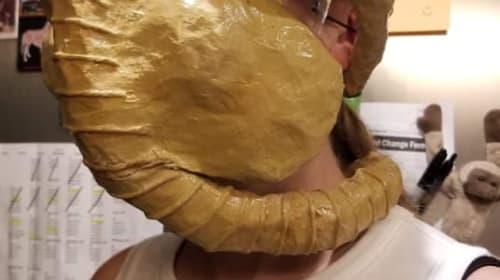 Facehugger DIY