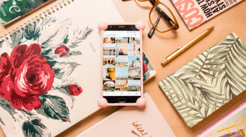 3 Tips for Laying Out Your Instagram Feed