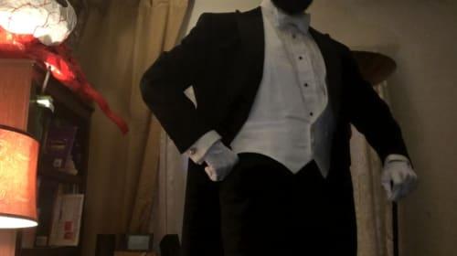 Classic Phantom of the Opera Costume