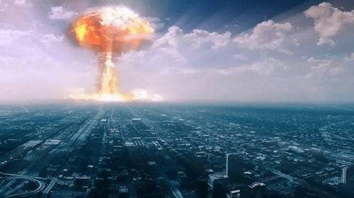 How many atomic bombs can destroy the earth?