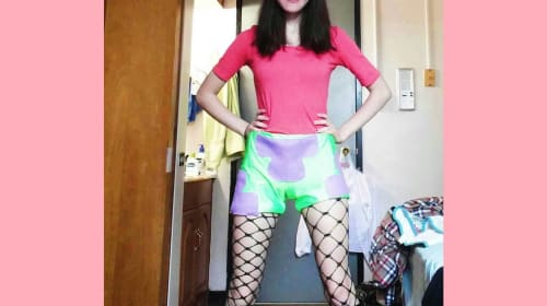 24 Hours Dressed As Sexy Patrick Star (A Memoir)