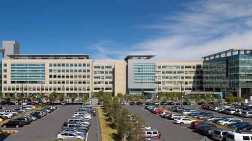 UCSF Mission Bay Hospital