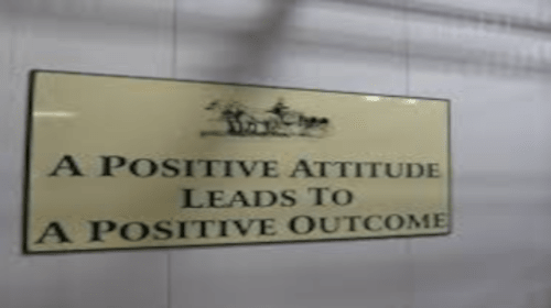 The Importance Of Always Maintaining A Positive Attitude