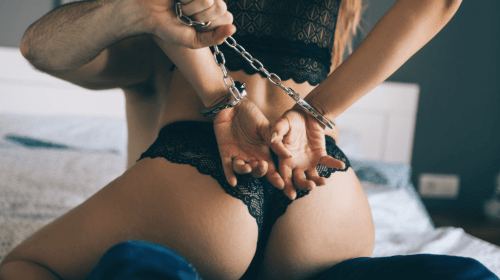 Why you should be 18+ to enter into B.D.S.M