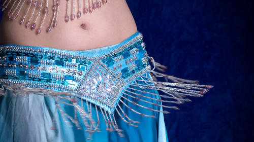 Why I Became a Belly Dancer in my 40s
