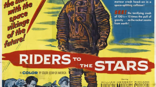 The 1950s Science Fiction Podcast: S1E4