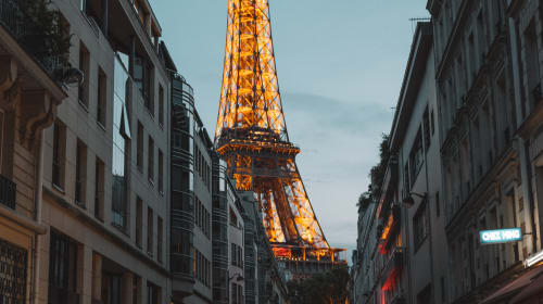 what i wish i'd known as a solo female traveler in Europe.