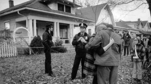 The unsolved LaSalle Street triple homicide