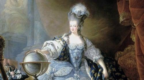 Top 5 Marie Antoinette Portraits.