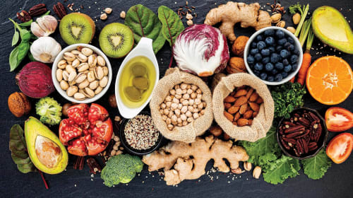 4 food options to boost your immunity
