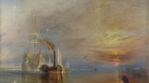 J.M.W. Turner - legend and innovator