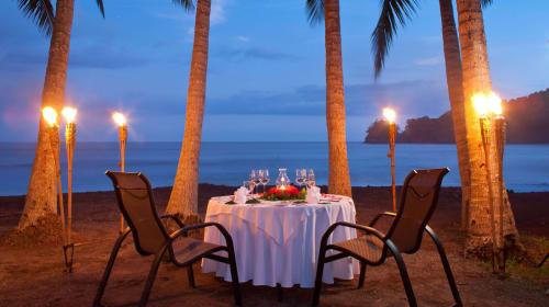 Fine Dining Here in Costa Rica