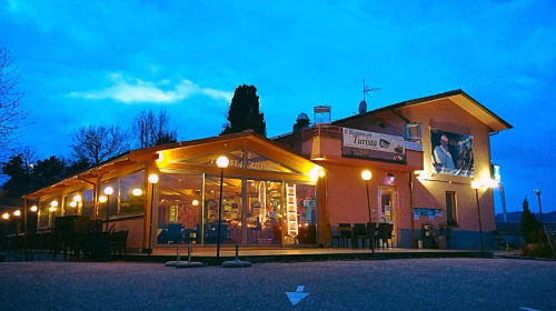 Ristorante Il Turista – owned by the Vento Family!